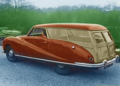 austsin atlanatic wagon color